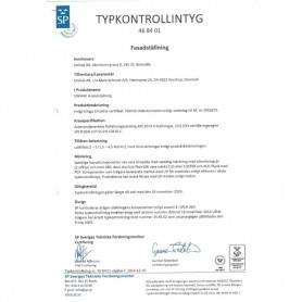 Unihak Trappetorn trall STÅL 80000-090  Byggnadsställningar