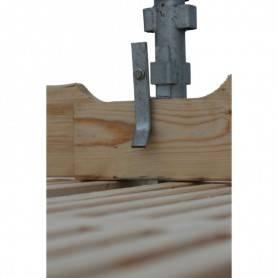 Unihak Enrörsbalk 300 cm. 8210-300  Byggnadsställningar