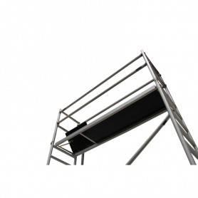 Unihak längdbalk 400 cm. 8150-400  Längd/Tvärbalk